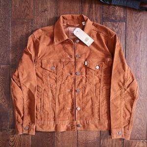 Levi's Women's Corduroy Trucker Jacket